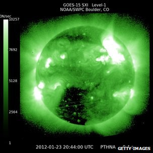 Solar Flare 25