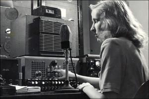 Partisan Radio Operator