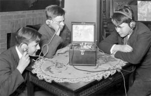 BoysListeningtoRadio