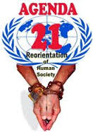 Agenda-21 Chains