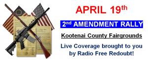 2nd Amendment Rally 19 April