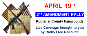 2nd Amendment Rally 19 April