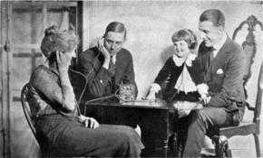 Old Radiophone