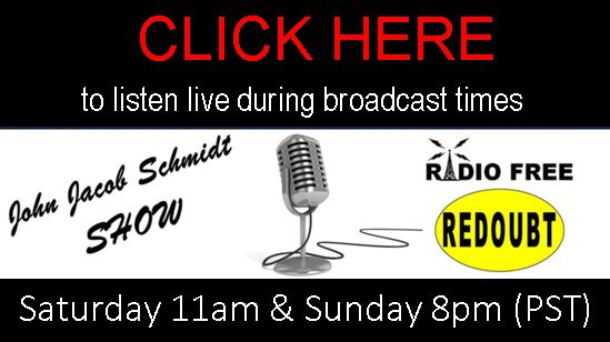 Click here to listen live Sunday 8pm  pst